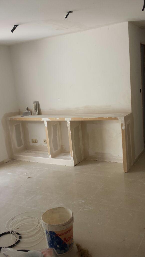 Muebles De Escayola En Malaga En Wallapop - Mueble-escayola