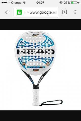 Pala Padel Head Evolution