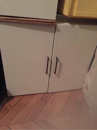 Meuble de cuisine 2 portes