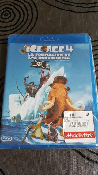 Película ice age 4 la formación de los continentes