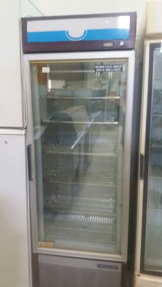 Vitrina expositora congelador