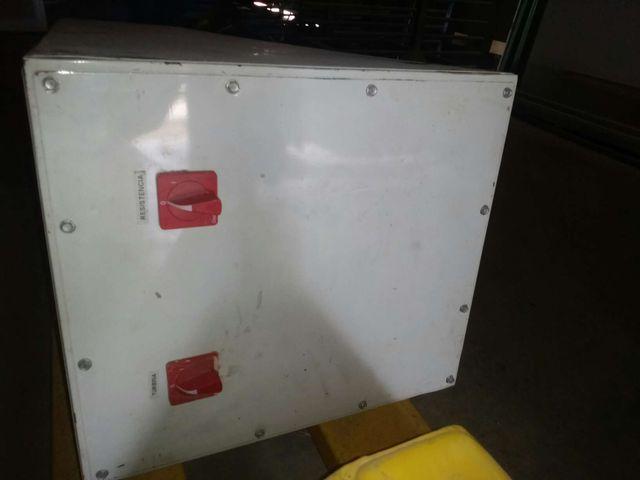 Soplador de aire caliente industrial