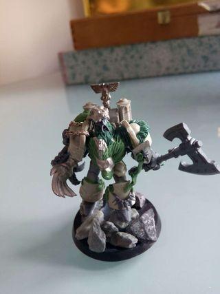 Lobo espacial, warhammer 40000