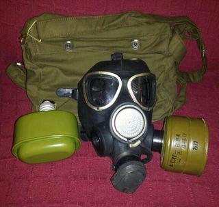 Mascara de gas rusa años 80 completa