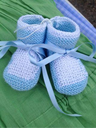 Patucos para bebé