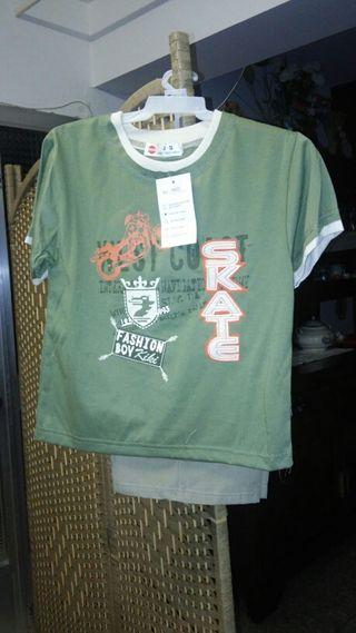 Camiseta y Pantalón