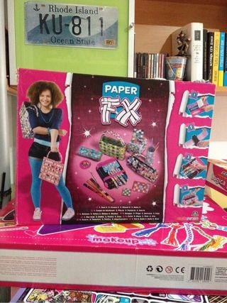 Paper fx