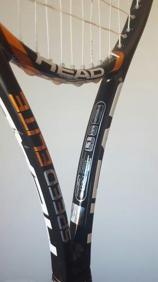 Raqueta de tennis HEAD SPEED ELITE