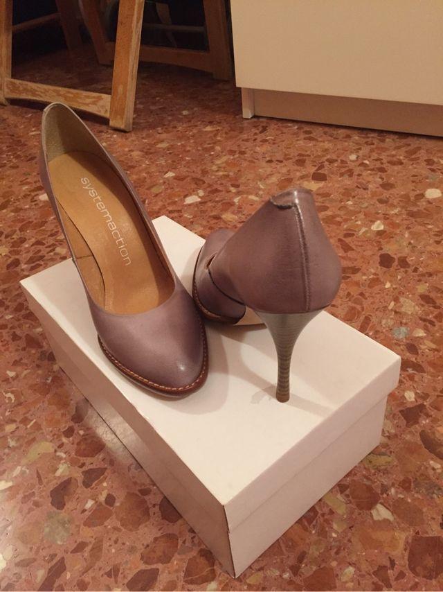 Zapatos System action nuevos