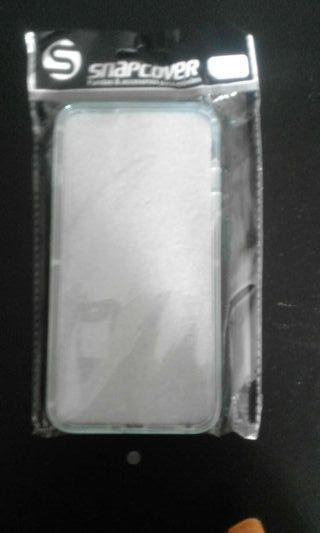 Funda silicona b. verde iPhone 6G Plus 5.5
