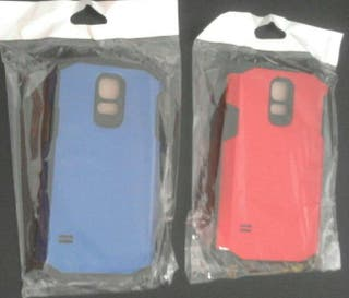 2 Carcasas movil Samsung Galaxia S5 mini