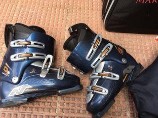 Botas esqui nordica