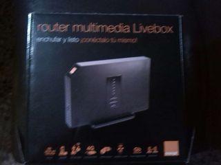 routter livebox orange
