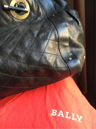 Bolso negro Bally