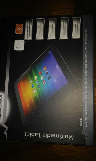 Tablet Multimedia 8 pulgadas