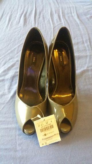 Zapato número 37