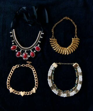 Pack 3collares