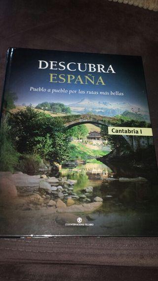 Libro DESCUBRA CANTABRIA.