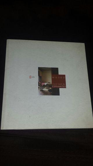 Libro GUIA-MUSEO CERVANTES