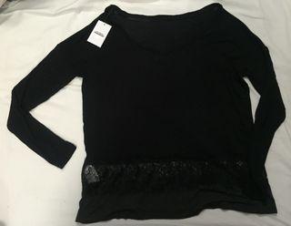 Camiseta pull and bear nueva con etiqueta s / m