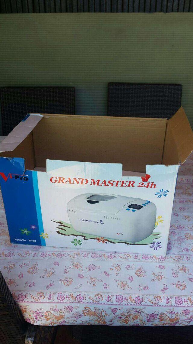 Robot de cocina gran master 24h