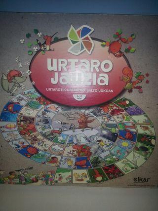 """Juego """"urtaro jauzia"""""""