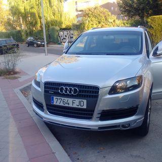 Audi Q7 3.0 TDI 7plazas