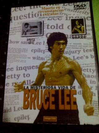 DVD Bruce Lee