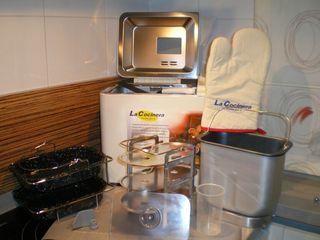 Robot de cocina La Cocinera LC9450