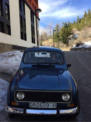 Renault R4 - TL