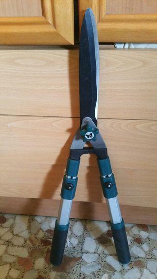 Tijeras corta setos intensibles de los 65 centímetros a 85 centímetros de largo