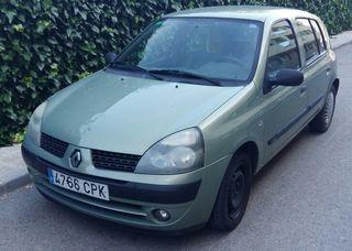 Renault clio 1500 dci año 2003