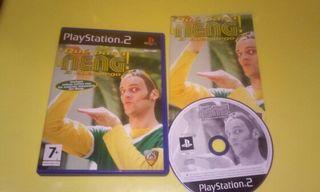 Juego completo PlayStation 2