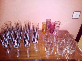 Rebajado!! Lote 2 - 21 vasos en total