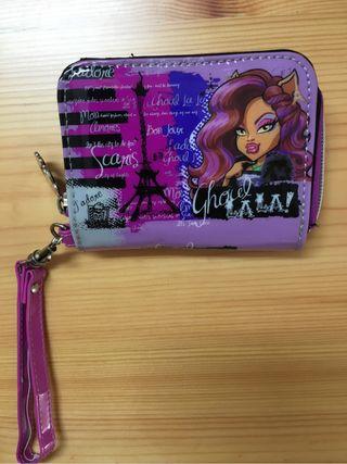 Monedero Monster High