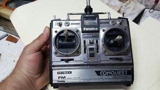 Emisora radio control