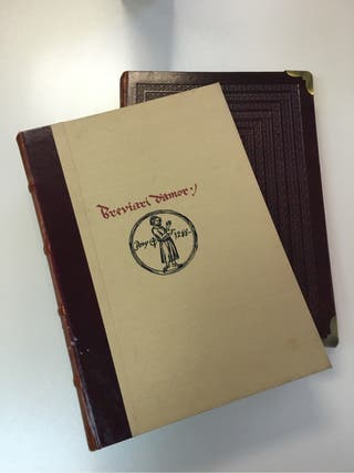 Libro BREVIARI D'AMOR