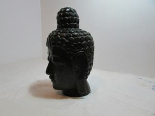 Cabeza de Buda.