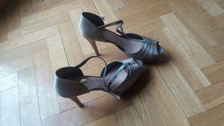 Zapato tacón de vestir