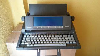 Maquina escribir olivetti electrica
