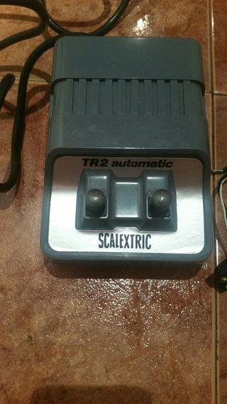 Scalextric....