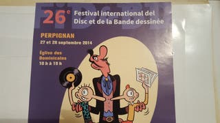 Max - Festival International del Disc - poster