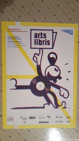 Max - Arts Libris - Poster