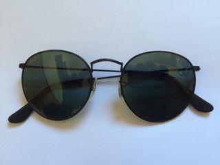 d8aec1c1941c8 Gafas vintage redondas de segunda mano en WALLAPOP