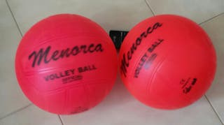 Pelotas Menorca Volley Ball.