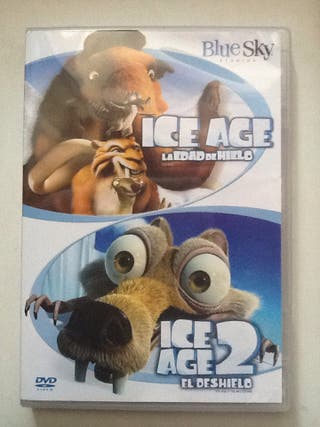 ICE AGE 1+2 Dvd