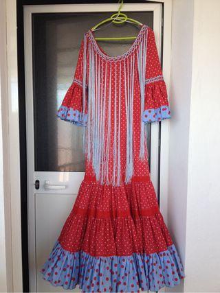 Traje flamenca Micaela Villa