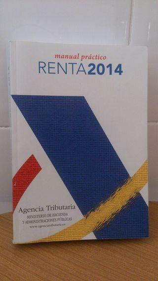 Manual Renta período 2014 (año 2015)