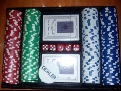 Bandeja de Poker