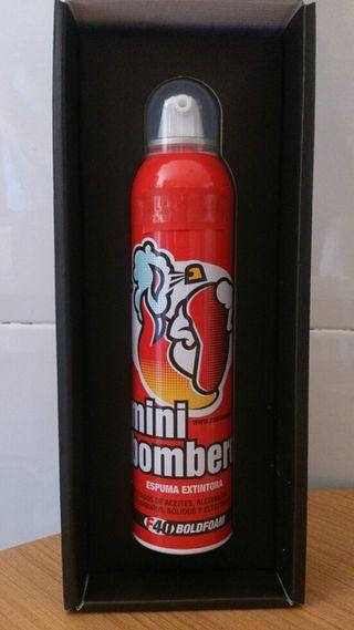 Extintor mini bombero 250ml